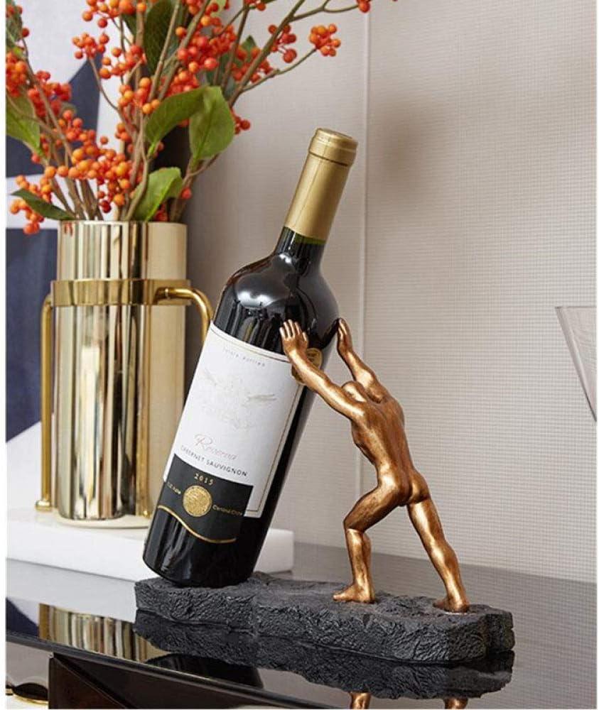 ZXY-NAN Wine Racks Statue Character 2021 new Figurine famous Sculpture Statuette