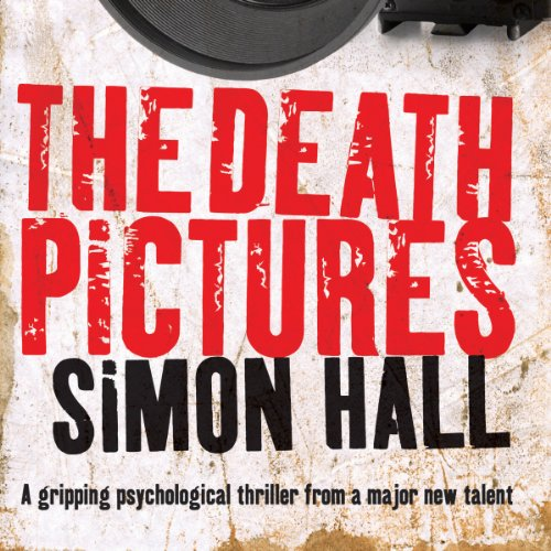 The Death Pictures audiobook cover art