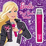 Barbie Find Your Talent: Book with Microphone by Barbie (Other Contributor) (3-Sep-2013) Hardcover