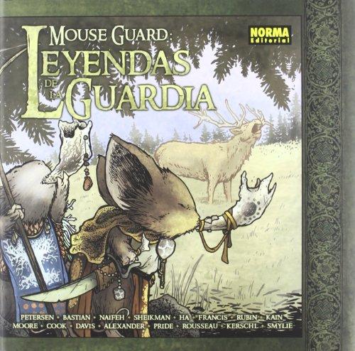 MOUSE GUARD  LEYENDAS DE LA GUARDIA (CÓMIC USA)