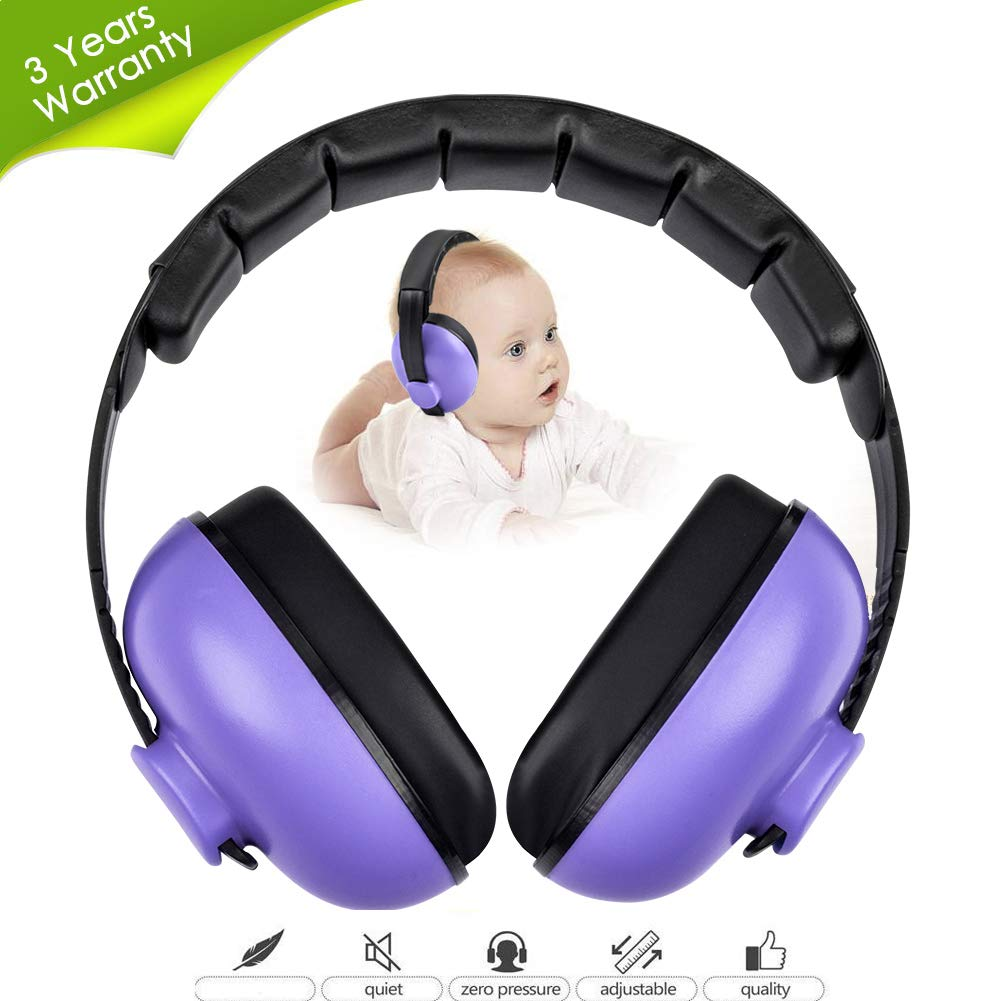 Cancelling Headphones Protection Earmuffs Reduction