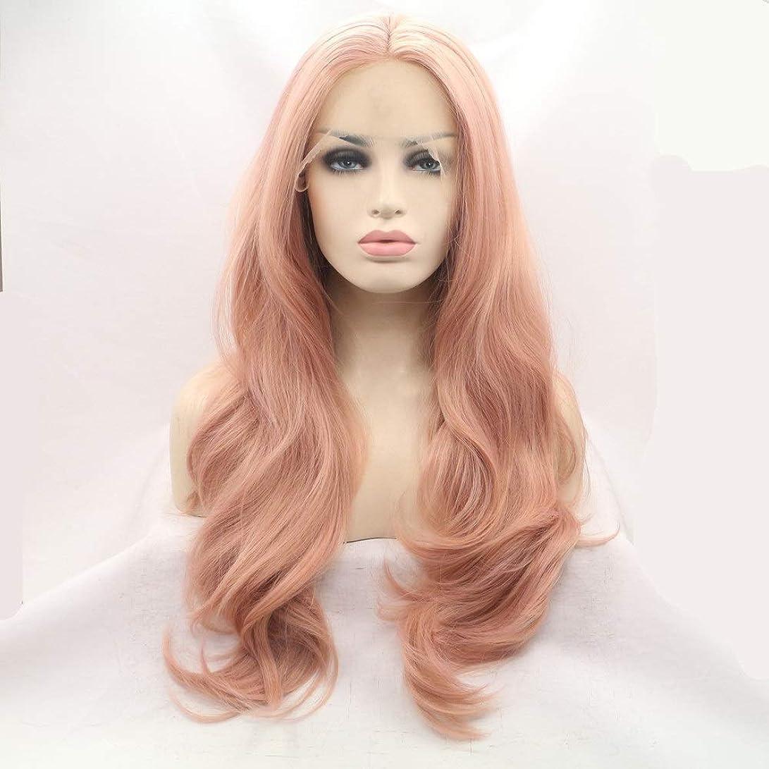 取り除くナビゲーション速記かつらキャップかつらで長いファンシードレスカール女性用高品質な人工毛髪コスプレ高密度かつら18インチ、20インチ、22インチ、24インチ、26インチ (Size : 22inch)