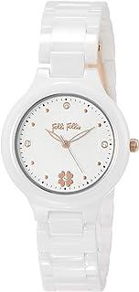 [フォリフォリ] 腕時計 WF19F017BSW-XX レディース 正規輸入品 ホワイト