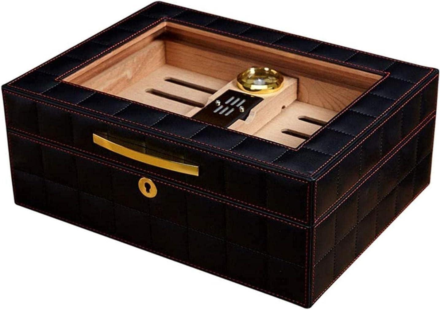 Ultra-Cheap Deals ZHJBD Smoking Set Cigar Accessories Humidor Travel Japan's largest assortment wit Box
