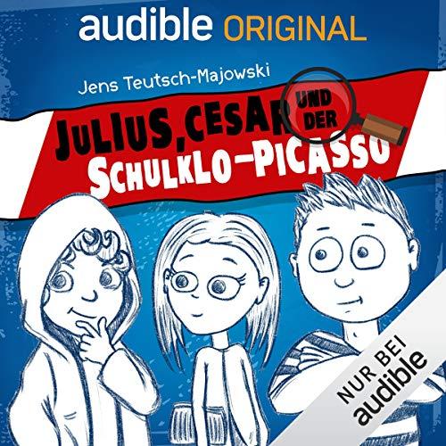 Couverture de Julius, Cesar und der Schulklo-Picasso
