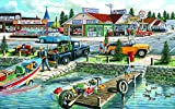Pelican Lake 300 pc Jigsaw Puzzle by SUNSOUT INC