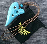 Ceramic Ocarina Of Times