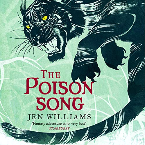 Couverture de The Poison Song