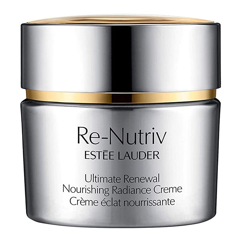 語移民世代エスティローダー Re-Nutriv Ultimate Renewal Nourishing Radiance Creme 50ml/1.7oz並行輸入品
