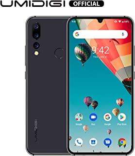 UMIDIGI A5 Pro Unlocked Mobile Phones SIM Free Dual 4G Smartphone 16MP+8MP+5MP Camera Smartphones 4150mAh Battery 6.3
