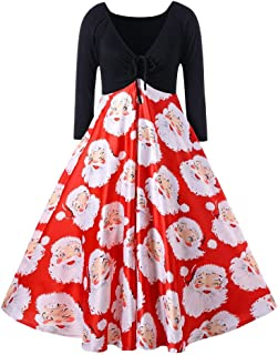 ❤SU/&YU❤Womens Casual V-Neck Butterfly Print Long Puff Sleeve Loose Top T-Shirt Blouse