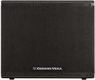 "CVXL-118S 18"" 2000 WATT Powered SUBWOOFER"
