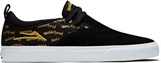 Lakai x Motorhead Riley 2 Shoes - Black/Gold Suede