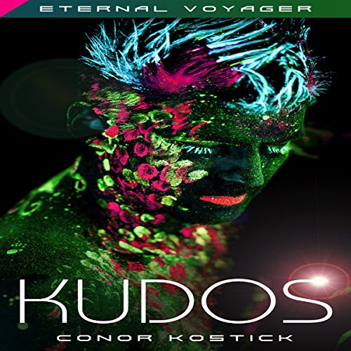 Kudos (Eternal Voyager) audiobook cover art