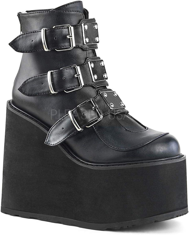 Demonia DEMONIAW Womens SWING-105 BVL Boots