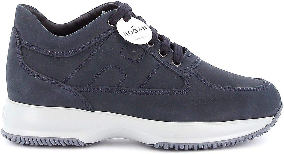 Hogan Luxury Fashion Uomo HXM00N00E106RNU810 Blu Sneakers ...