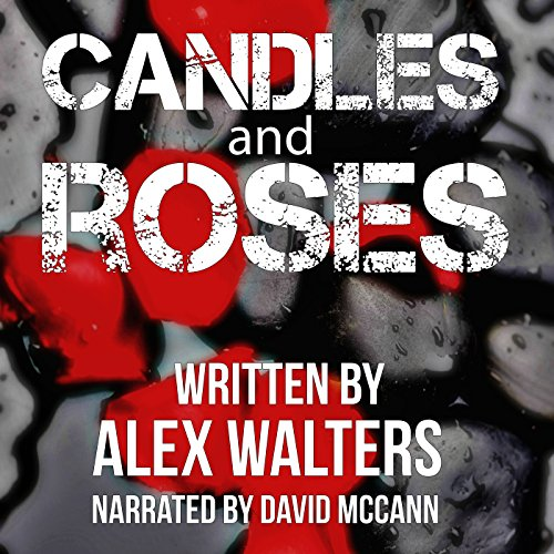 Candles and Roses audiobook cover art