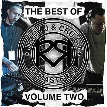 The Best Of Jimmy J & Cru-l-t Remastered Vol. 2