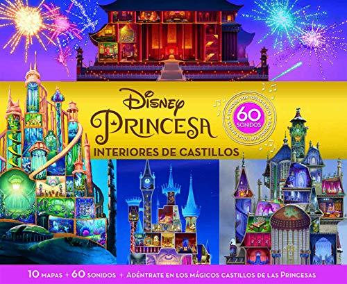 Interiores de Castillos. Disney Princesas
