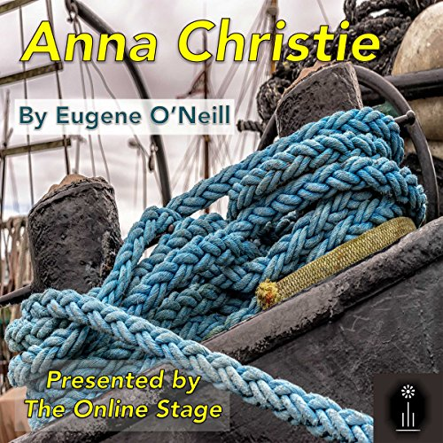 Anna Christie audiobook cover art