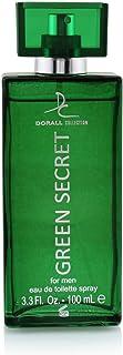 Green Secret Fragrance for Men by Dorall Collection 100ml Eau de Toilette
