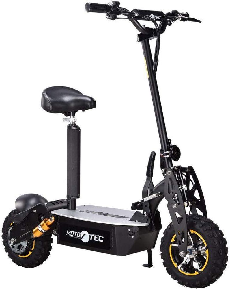 2000w 48v Electric Popular brand Black mart Scooter