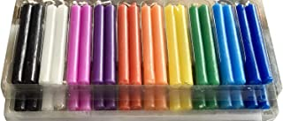 LadyRobyn - Set di candele per incantesimi - confezione da 40 pezzi