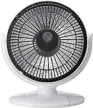 JYDQT Calentador de Escritorio, Zona de Confort Calentador eléctrico oscilante con Calentador de Calentamiento del Ventilador Invierno Tamaño 220 * 165mm