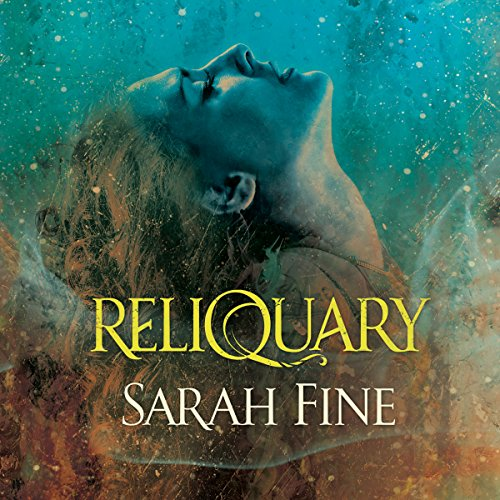 Reliquary audiobook cover art