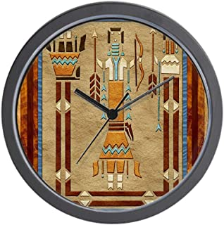 Best southwestern design wall clocks Reviews