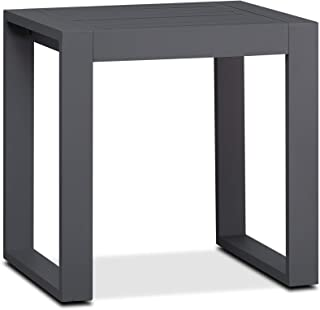 Real Flame 9625-GRY 9625 Baltic End Table-Set of 2, Gray