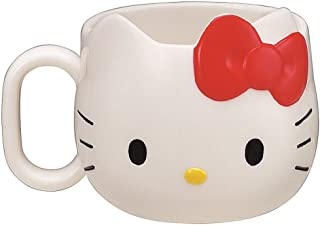 Sanrio Hello Kitty Face Die-Cut Mug