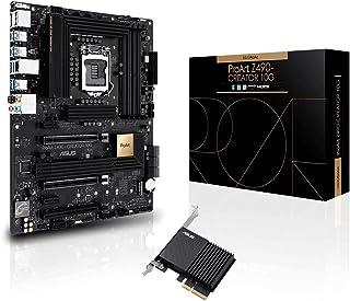 ASUS ProArt Z490-CREATOR 10G – Carte mèreIntel LGA 1200 ATX pour les créateurs (12+2 power stages, DDR4 4600, LAN Hyper 1...