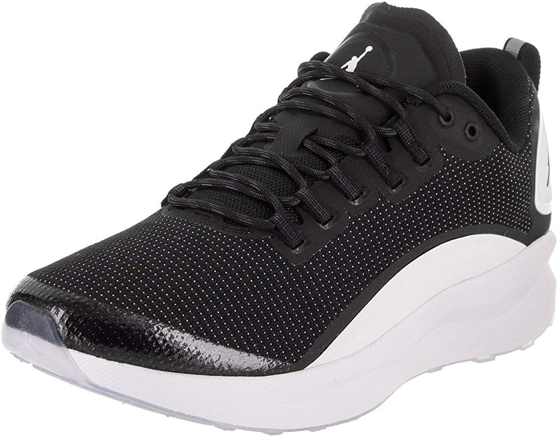 Jordan Mens Zoom Tenacity Low Top Lace Up, Black Black-White, Size 8.0