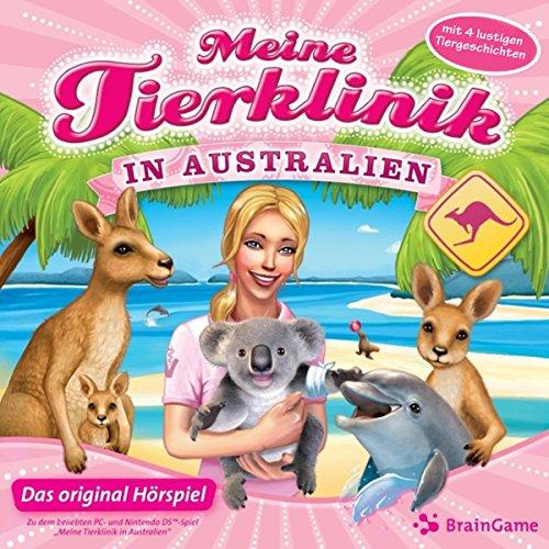 Meine Tierklinik in Australien Titelbild