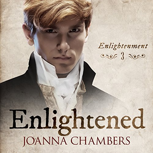 Enlightened audiobook cover art