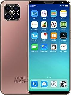 Unlocked Cell Phone, P40 Android Smartphone, 1GB RAM 4GB ROM,6.1inch Full Screen, 3GWCDMA: 850/2100MHz, Dual SIM