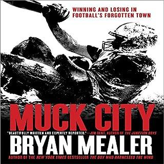 Muck City audiobook cover art