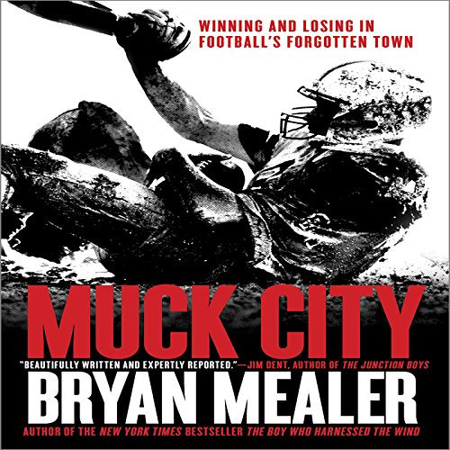 Muck City audiobook cover art