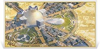 Expo 2020 Dubai Al Wasl Plaza - Gold Foil 1g