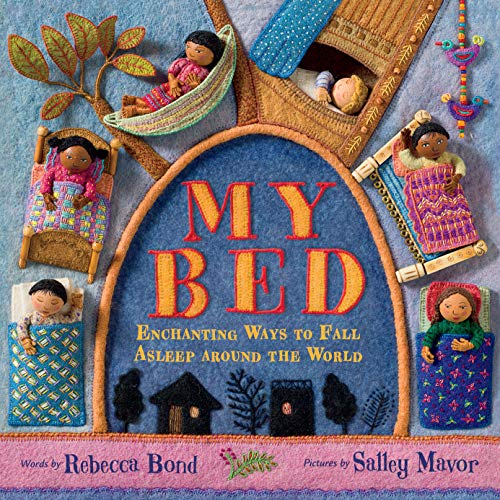 My Bed: Enchanting Ways to Fall Asleep Around the World