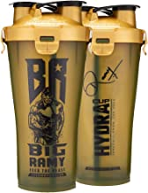 Big Ramy Dual Shaker – 36oz High Performance Dual Shaker Bottle Patented PRE Protein Shaker Cup Leak Proof Awesome Colors Save Time Be Prepared Estimated Price : £ 11,50