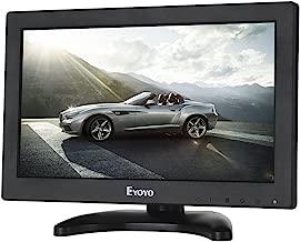 "Eyoyo 12"" Inch TFT LCD Monitor with AV HDMI BNC VGA Input 1366×768 Portable.."
