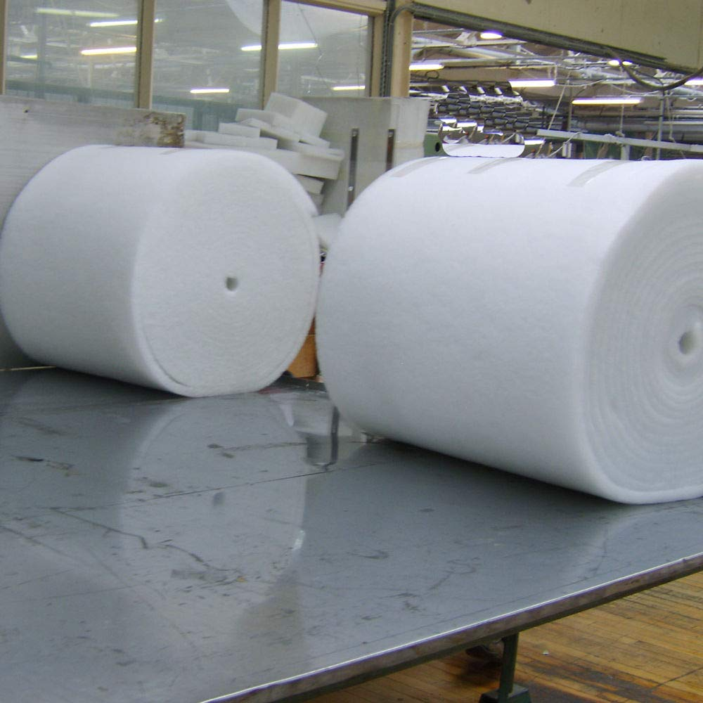 """4 metres 4oz polyester wadding 150cm 60/"""" wide Quilting Craft Upholstery"""
