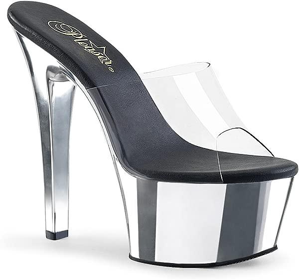 Pleaser Women S Aspire 601 C B Platform Sandal
