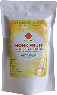Monk Fruit & Erythritol 500g