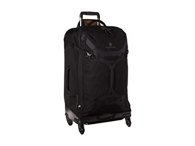 Eagle Creek Gear Warrior 4-Wheel 95L/30 (Jet Black) Bags
