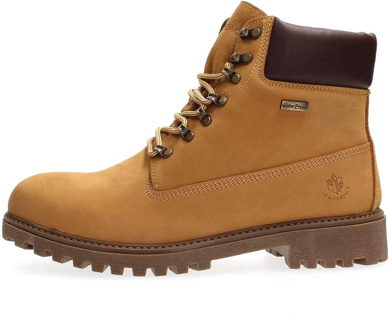 Lumberjack  shoes Man shoes River SM00101-021 D01 M0001 Waterproof
