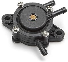 KBINGO Lawn Mower Fuel Pump for Briggs & Stratton 808656/491922, Kohler 24-393-16, Kawasaki 49040-7001, Honda 16700-ZL8-013/16700-Z0J-003, John Deer LG808656 / UC18908