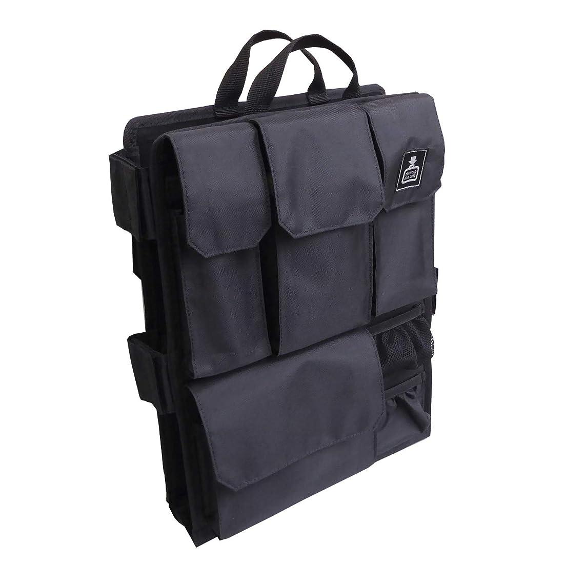 イブ倉庫花輪バッグインバッグ リュックの中身Ver.4.0 【カバンの中身】リュック用 多機能インナーバッグ
